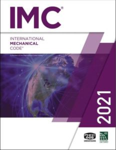 2021 International Mechanical Code (IMC)