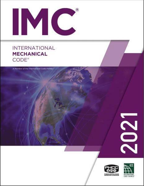 2021 International Mechanical Code (IMC)