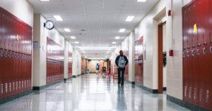 Air change rates in K-12 schools