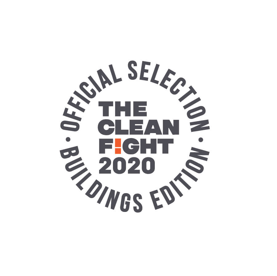 The Clean Fight 2020 Official Selection Badge