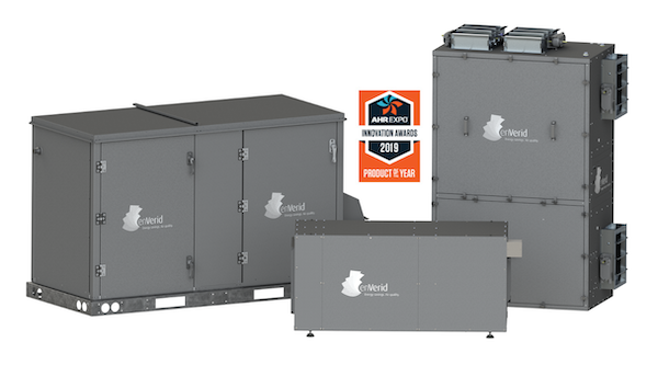 enVerid HLR Modules AHR Expo Product of the Year
