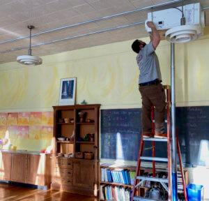 Waldorf School of Lexington installs enVerid Air Purifiers