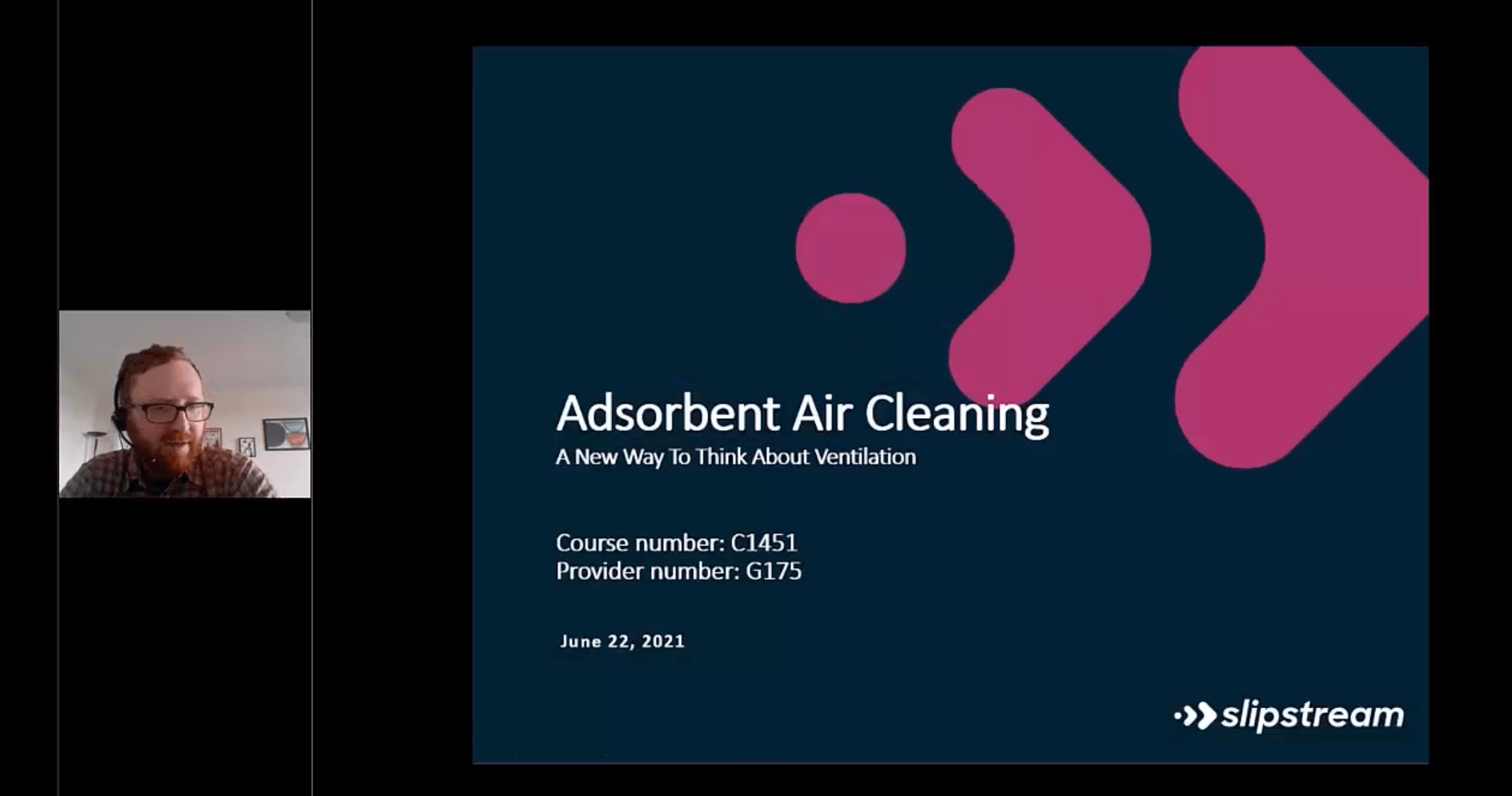 Adsorbent Air Cleaning: A New Way to Think About Ventilation (Slipstream webinar)