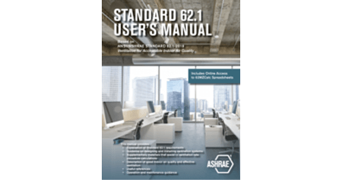 ASHRAE 62.1-2019 User's Manual