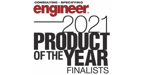 enVerid HLR 100M Finalist Consulting Specifying Engineer Product of the Year 2021