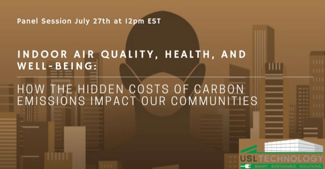 Indoor Air Quality, Health and Well-Being Panel July 27, 2021