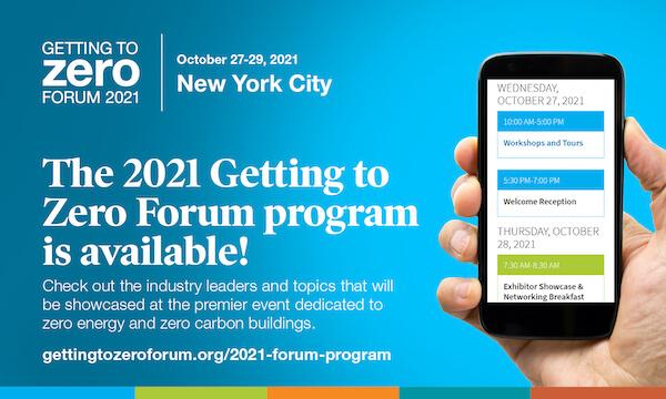 Getting to Zero Forum 2021