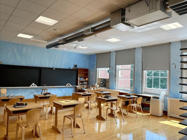 enVerid Air Purifier K-12 school