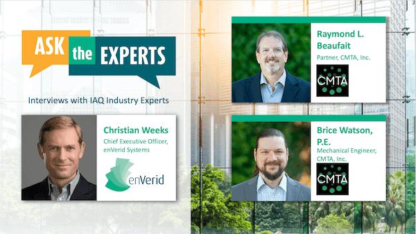 enVerid Ask the Experts CMTA blog