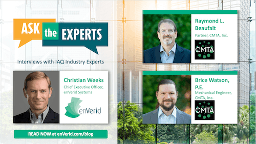 enVerid Ask the Experts CMTA